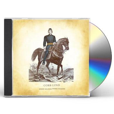 Corb Lund HORSE SOLDIER HORSE SOLDIER CD
