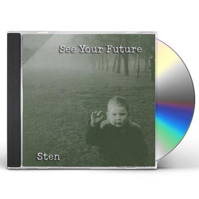 Sten SEE YOUR FUTURE CD