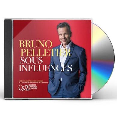 SOUS INFLUENCES CD