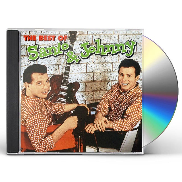 Santo & Johnny BEST OF CD