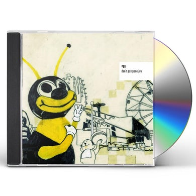 EGG DON'T POSTPONE JOY CD
