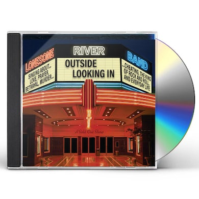 Lonesome River Band Outside Looking In CD