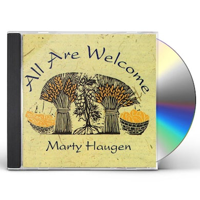 Marty Haugen ALL ARE WELCOME CD