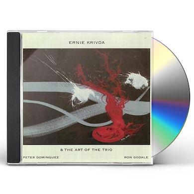 Ernie Krivda ART OF THE TRIO CD