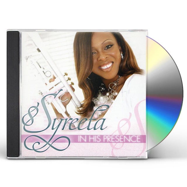 Syreeta IN HIS PRESENCE CD