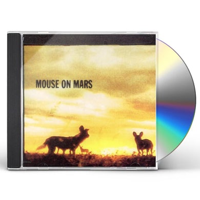 Mouse On Mars GLAM CD
