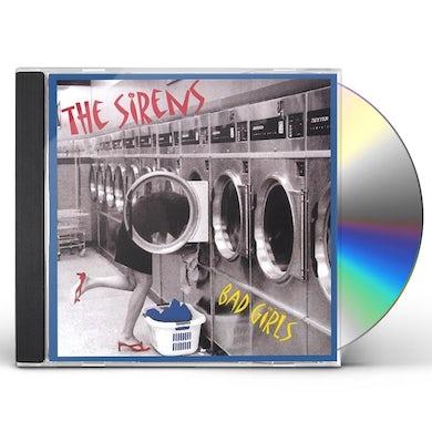 Sirens BAD GIRLS CD