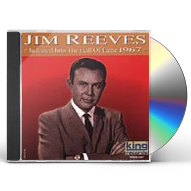 Jim Reeves COUNTRY MUSIC HALL OF FAME 67 CD