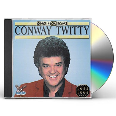 Conway Twitty 22 SONGS CD