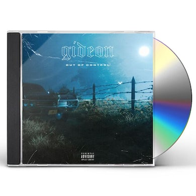 Gideon Out Of Control CD