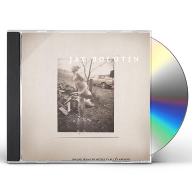 NO ONE SEEMS TO NOTICE THAT IT'S RAINING CD