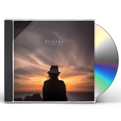 Volume Five DRIFTER CD