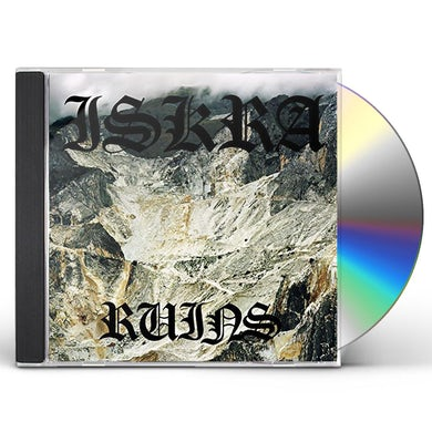 Iskra RUINS CD