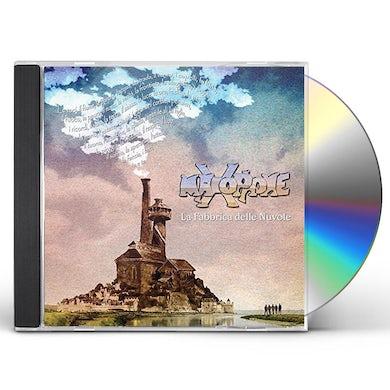 Maxophone LA FABBRICA DELLE NUVOLE CD