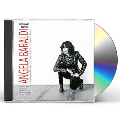 Angela Baraldi TORNANO SEMPRE CD