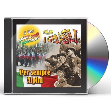 I Girasoli PER SEMPRE ALPINI CD
