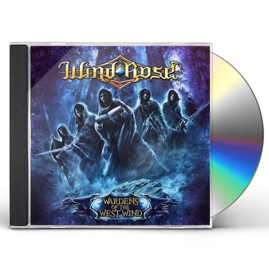 Wind Rose WARDENS OF THE WEST WING CD
