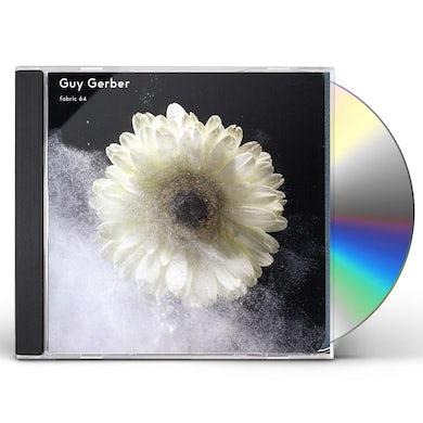 Guy Gerber FABRIC 64 CD