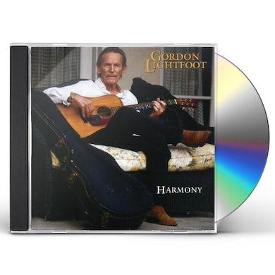 Gordon Lightfoot HARMONY CD