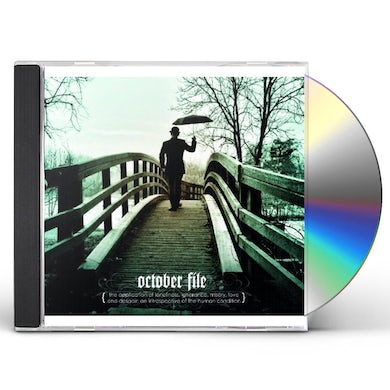 October File APPLICATION OF LONELINESS IGNO CD