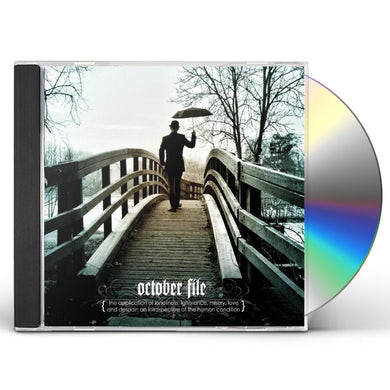 October File APPLICATION OF LONLEINESS IGNORANCE MISERY CD