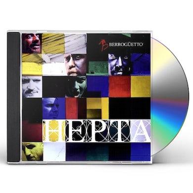 Berroguetto HEPTA CD
