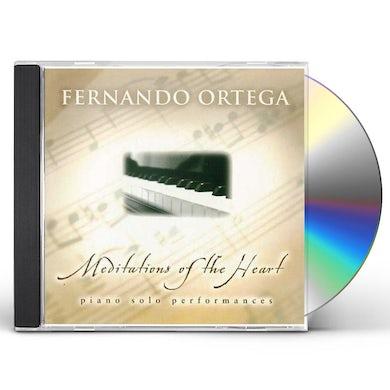 Fernando Ortega MEDITATIONS OF THE HEART CD