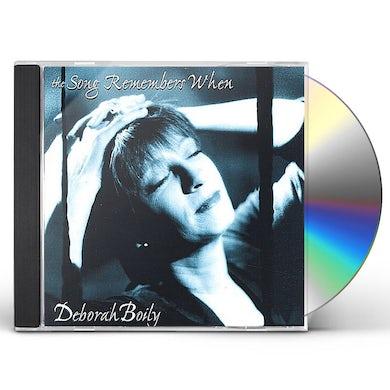 Deborah Boily SONG REMEMBERS WHEN CD