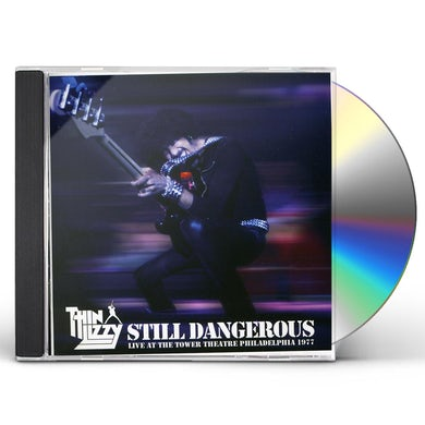 Thin Lizzy STILL DANGEROUS-LIVE CD