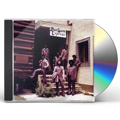 Raw Soul Express CD