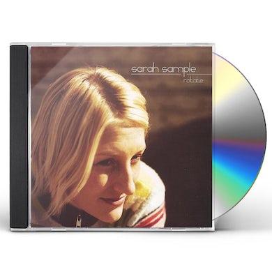 Sarah Sample ROTATE CD