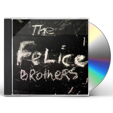 The Felice Brothers CD