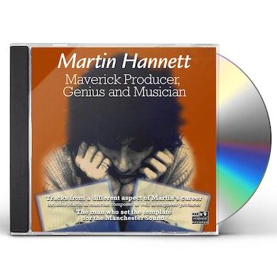 Martin Hannett MAVERICK PRODUCER GENIUS & MUSICIAN CD