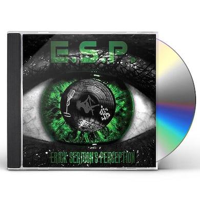 Erick Sermon E.S.P. CD