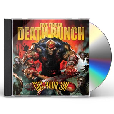 Five Finger Death Punch GOT YOUR SIX (ED) CD