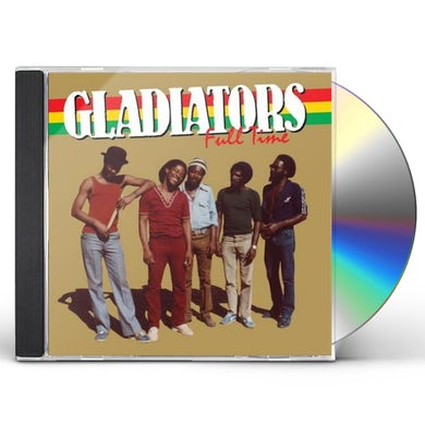 Gladiators FULL TIME CD