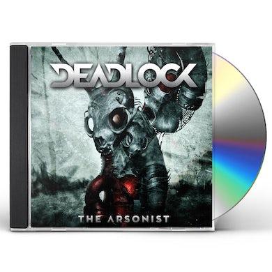 Deadlock ARSONIST CD