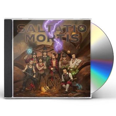 Saltatio Mortis DAS SCHWARZE EINMALEIN CD