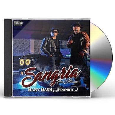 Baby Bash Sangria CD