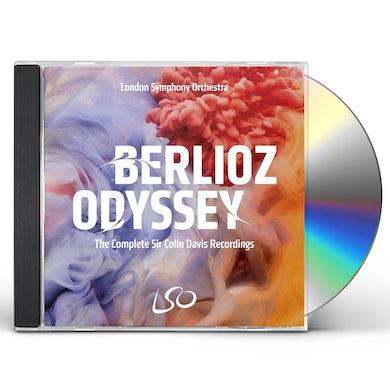 BERLIOZ ODYSSEY - COMPLETE SIR COLIN DAVIS CD