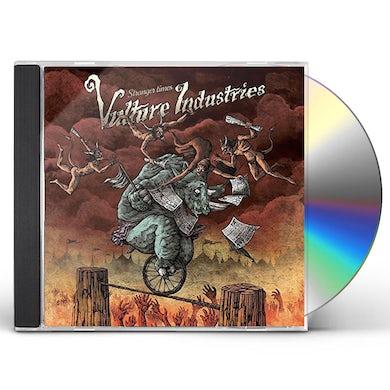 Vulture Industries STRANGER TIMES CD