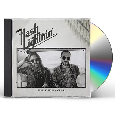 Flash Lightnin' FOR THE SINNERS CD