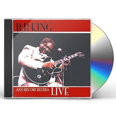 B.B. King LIVE CD