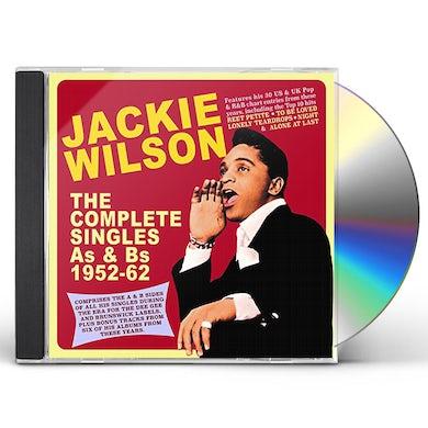 Jackie Wilson COMPLETE SINGLES AS & BS 1952-62 CD
