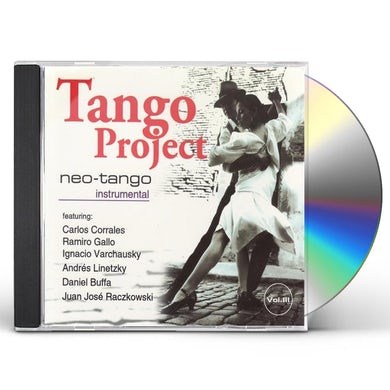 TANGO PROJECT 3 CD