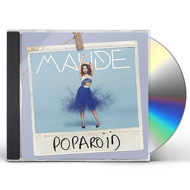 MAUDE POPAROID CD