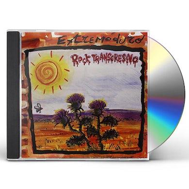 EXTREMODURO ROCK TRANSGRESIVO-VINILO CD