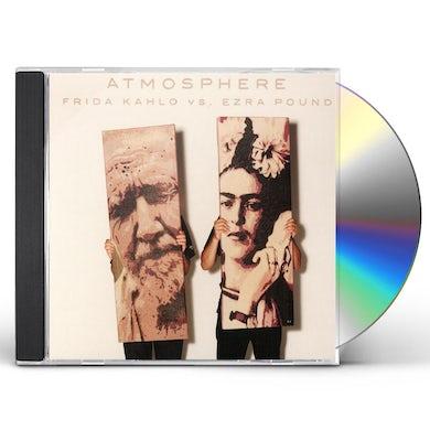 Atmosphere FRIDA KAHLO VS EZRA POUND CD