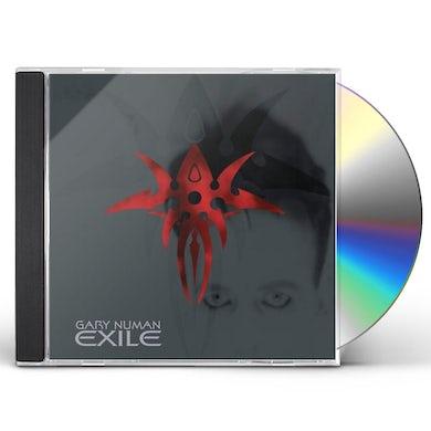 Gary Numan EXILE CD