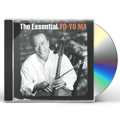 ESSENTIAL YO-YO MA CD